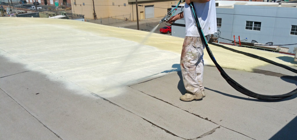 Spray Foam Roofing Calgary
